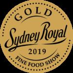 Sydney Fine Food Gold Medal