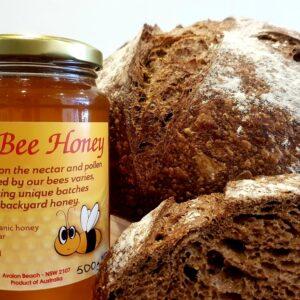 100% Certified Organic Whole-wheat Sourdough
