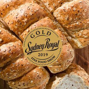 organic kibble grain loaf