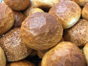 organic white rolls