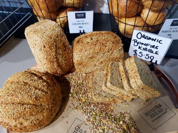 bonfire Organic Kibble Loaf