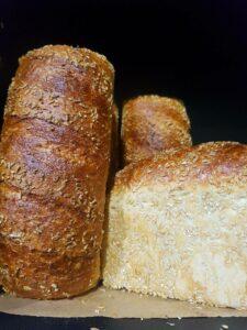 Organic Cracked Wheat and Kamut